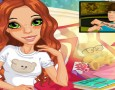 Barbie Video Chat Dress Up
